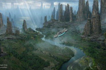 Disney Point Star Wars Land