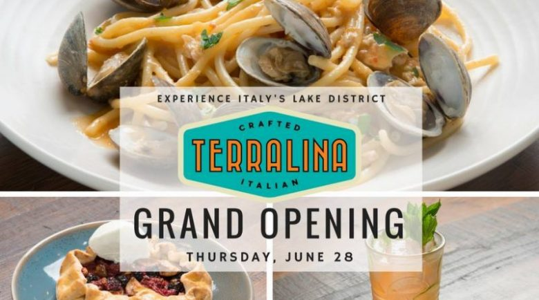 Disney Point Disney Springs Terralina Crafted Italian