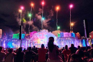 Disney Point Universal Cinematic Celebration 2