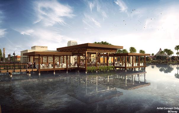 Disney-Point-villa-del-lago-coronado-concept-art-copyright-disney-1
