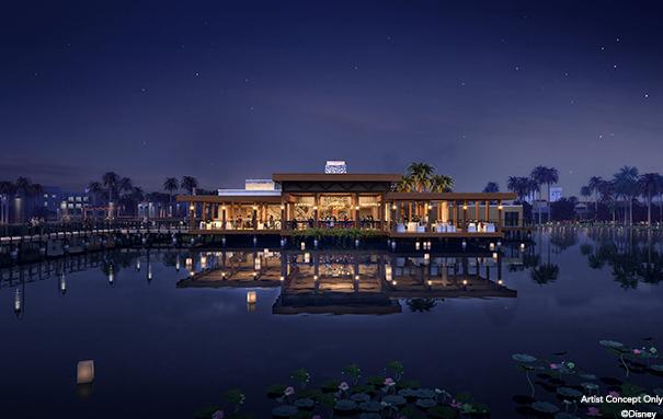 Disney Point-villa-del-lago-coronado-concept-art-copyright-disney-2