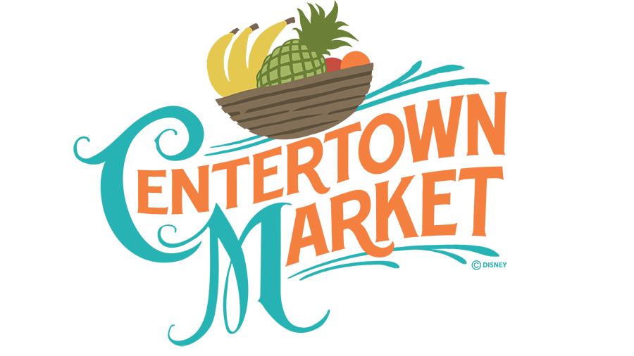 Disney Point Caribbean Beach Centertown Market