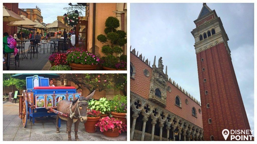 Disney-Point-Epcot-Via-Napoli-Pavilhão-Itália