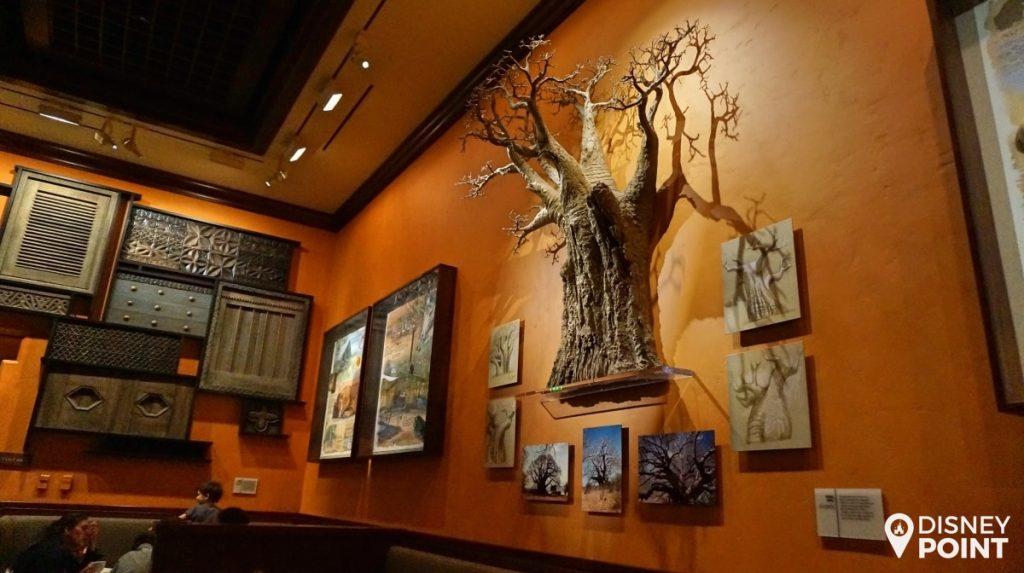 Disney Point Animal Kingdom Tiffins Galeria Safari-min
