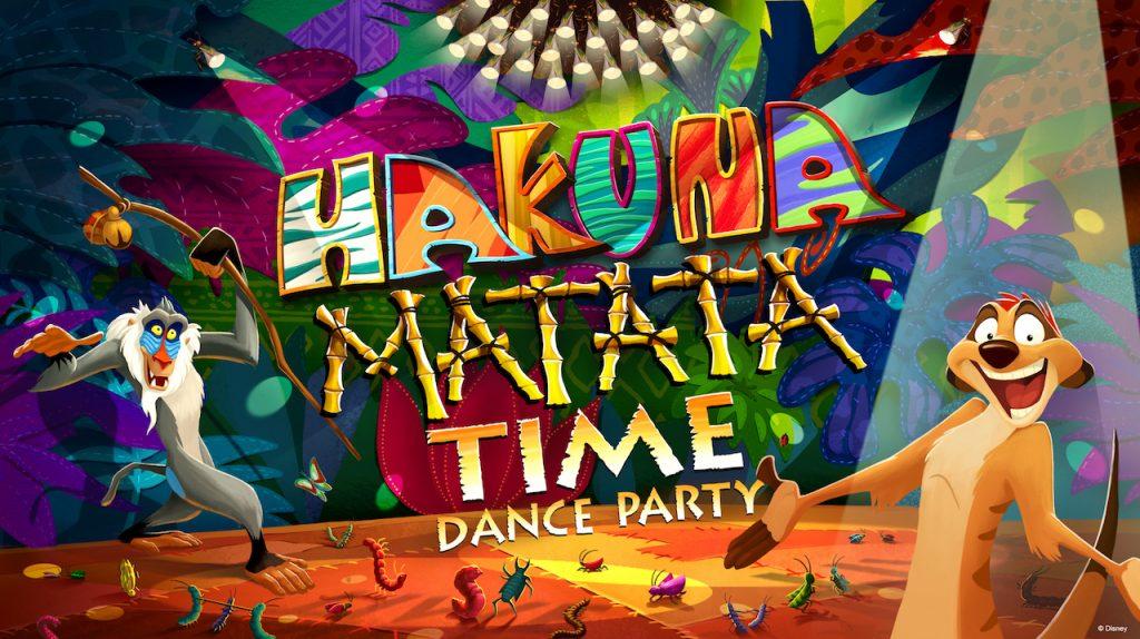 Disney Point Novidades 2019 Dance Party Rei Leão