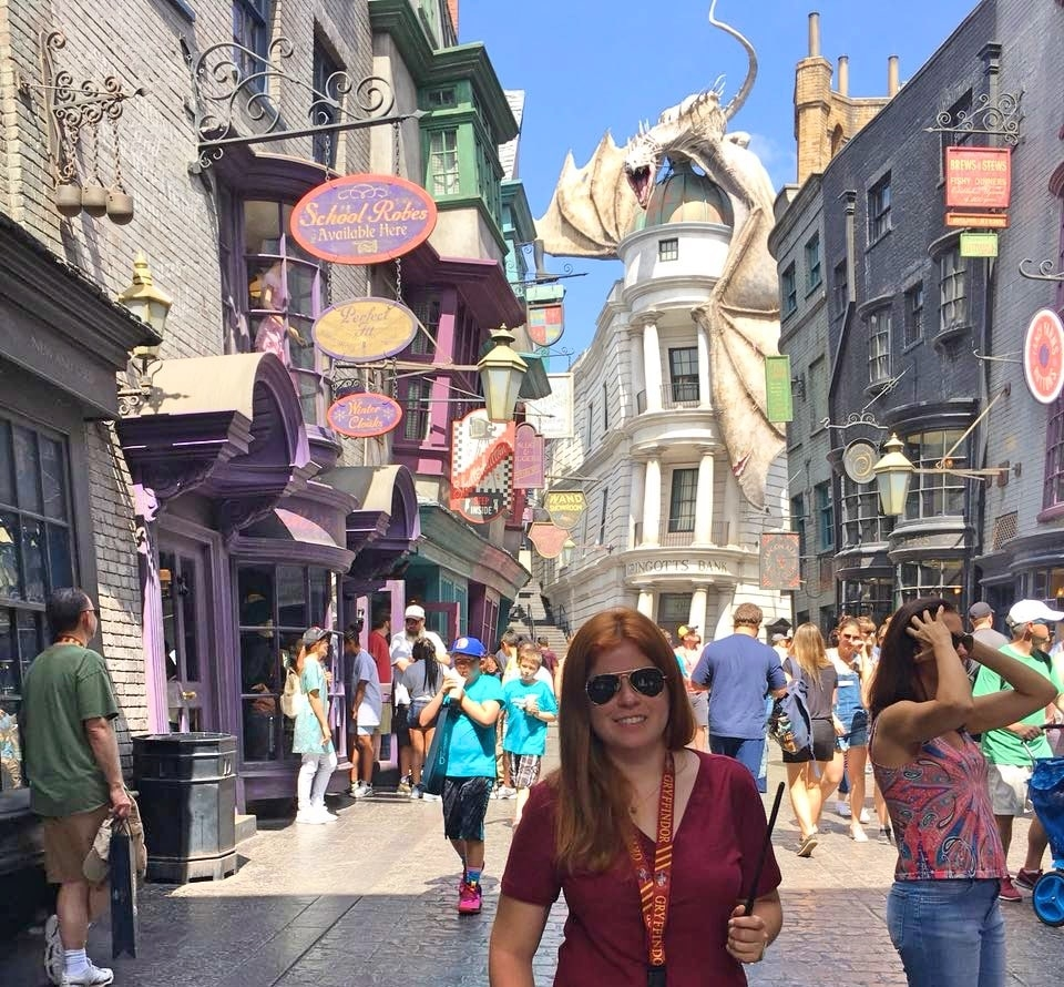 Disney Point Wizarding World of Harry Potter Beco Diagonal-min