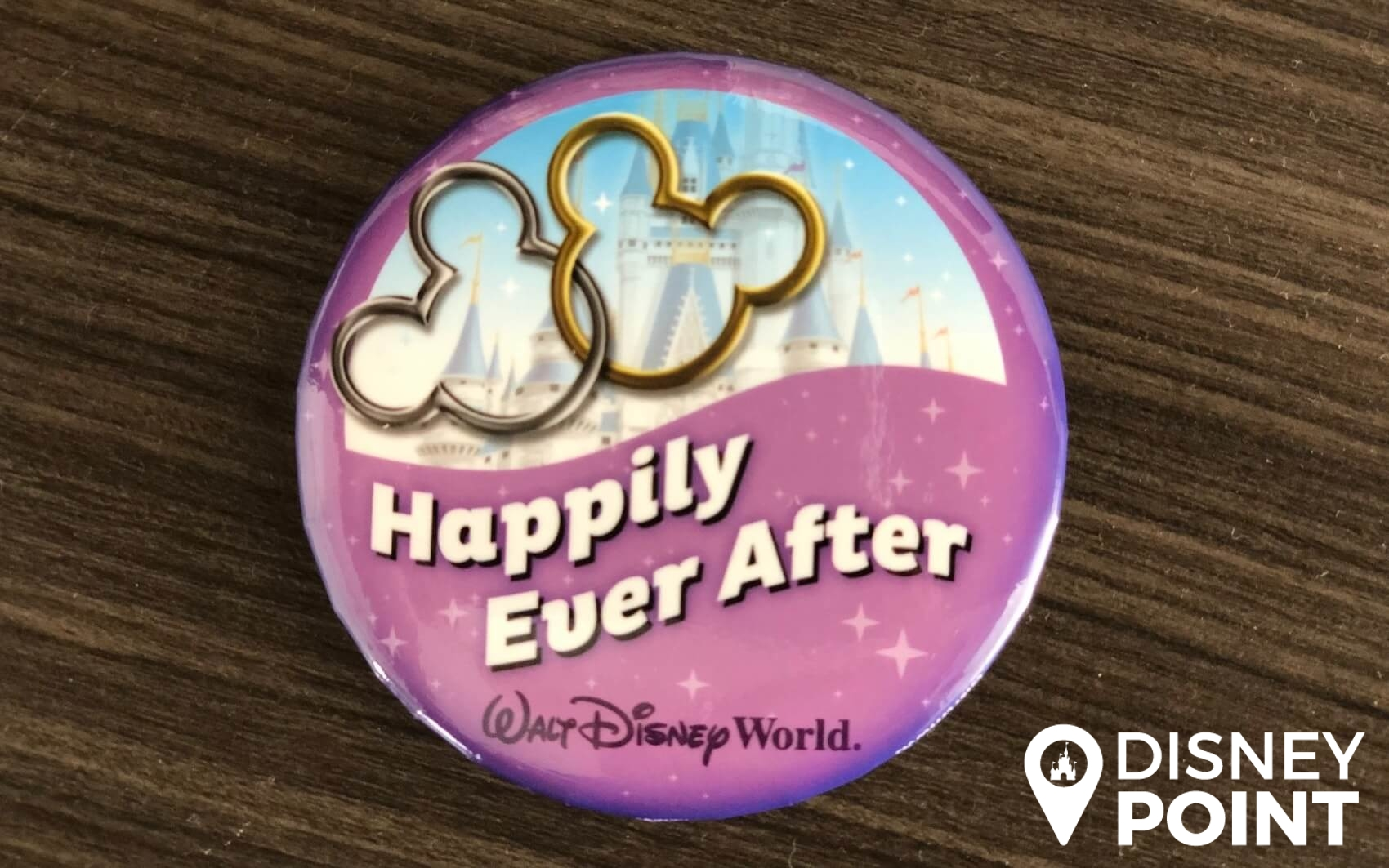 Disney Point Button Grátis Disney Lua de Mel-min