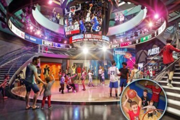 Disney Point Novidades Orlando 2019-NBA