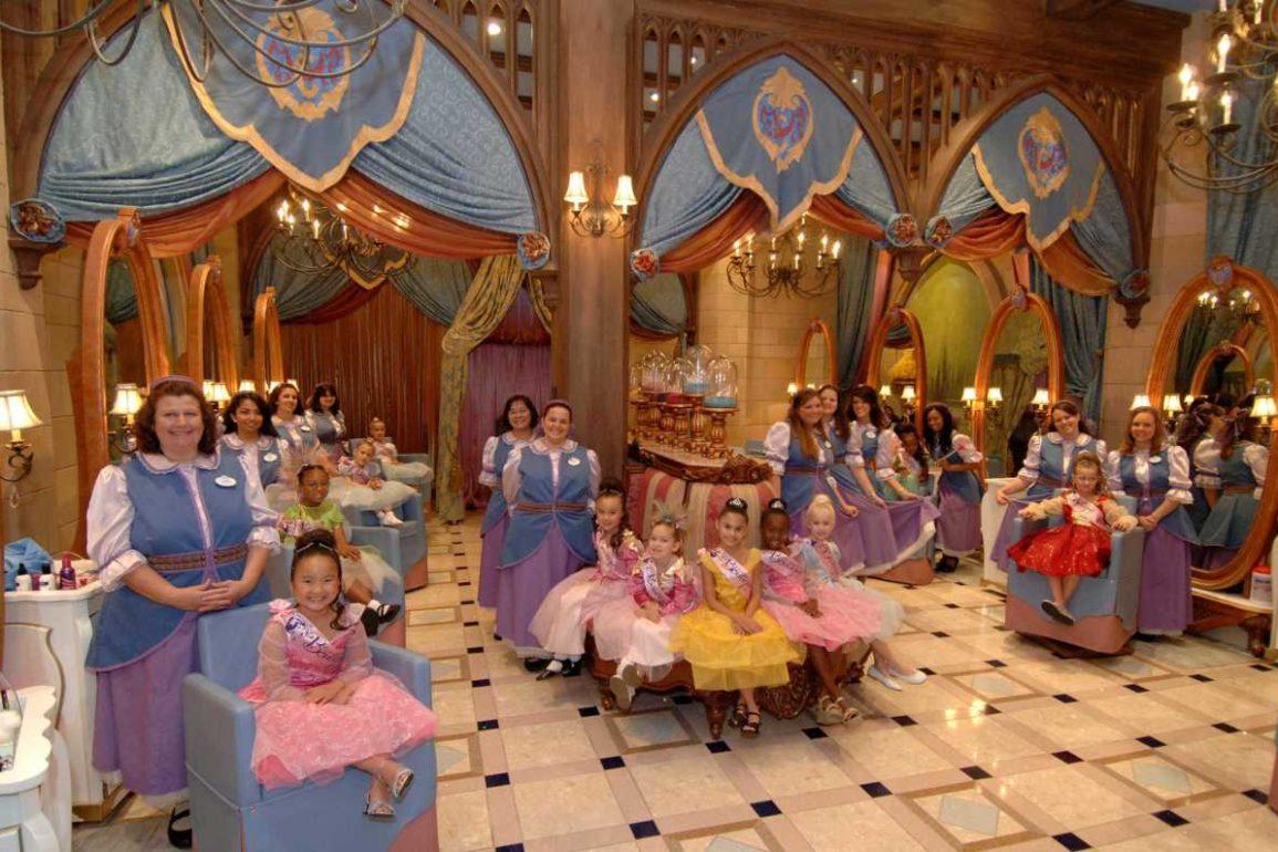 Disney Point bibbidi-bobbidi-boutique