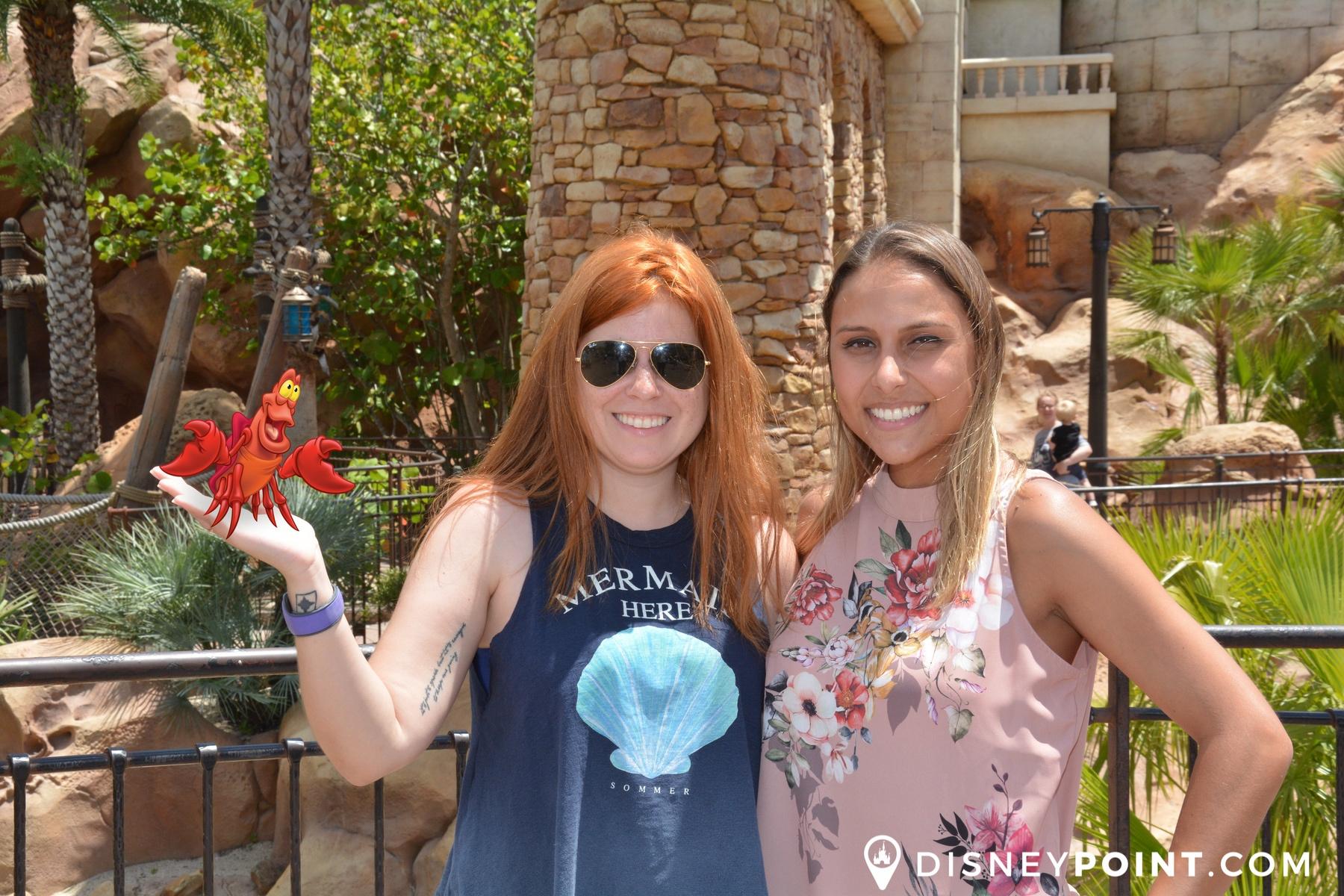 DisneyPoint Photopass Magic Shot Sebastião