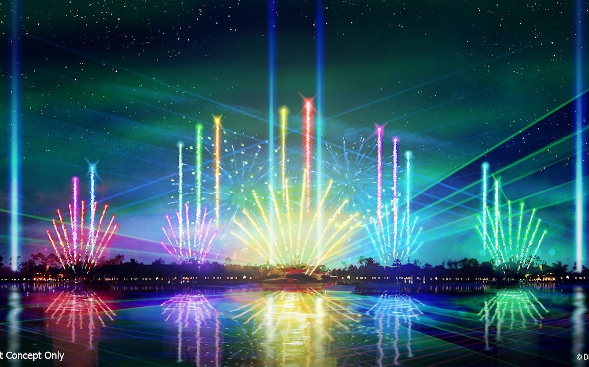 New Nighttime Spectacular 'Epcot Forever' to Debut Oct. 1 at Walt Disney World Resort