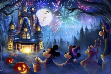 Disney Point Fogos Halloween 2019