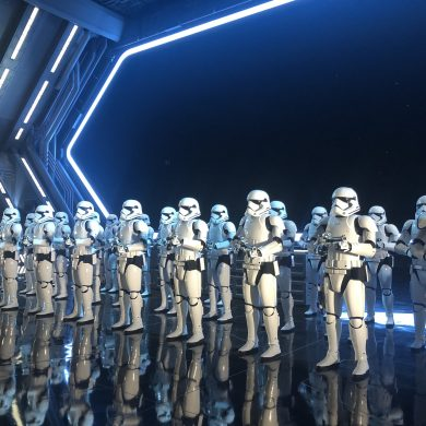 Disney Point Star Wars Rise of the Resistance Hollywood Studios-min