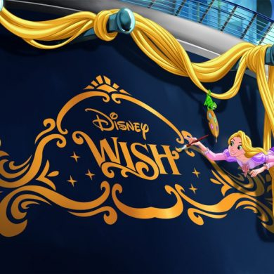 Disney Cruise Line anuncia itinerário do Disney Wish