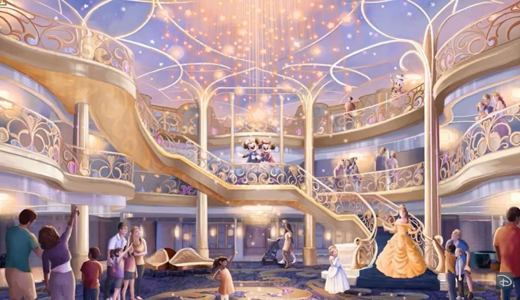 Disney Cruise Line anuncia destinos para o verão de 2022