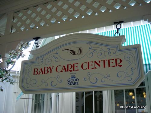 Baby Care Center Disney
