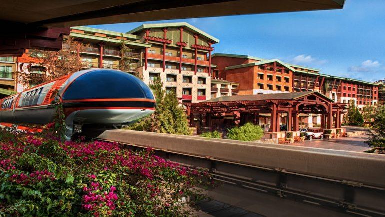 reabertura hotel da Disney na Califórnia