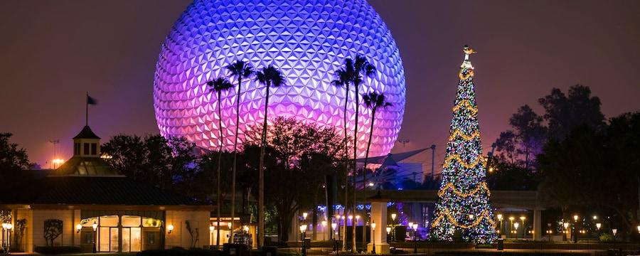 Natal 2020 da Disney EPCOT