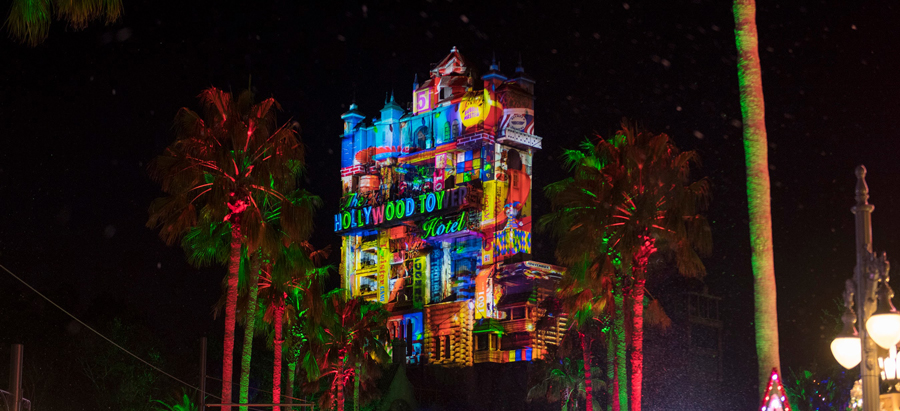 Natal 2020 da Disney Hollywood Studios