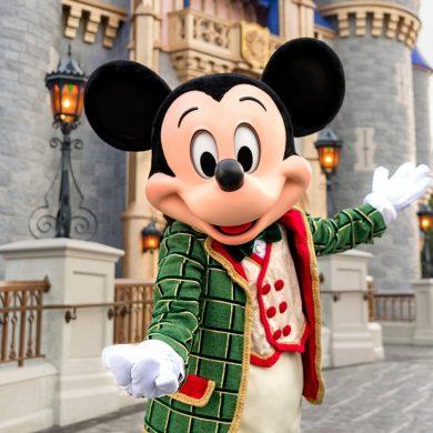 Natal 2020 da Disney