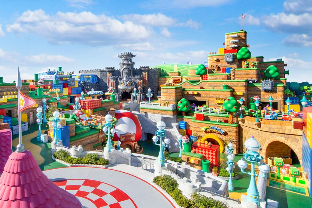 Super Nintendo World no Universal Studios Japão