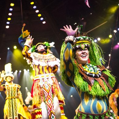The Lion King Show voltará ao Animal Kingdom