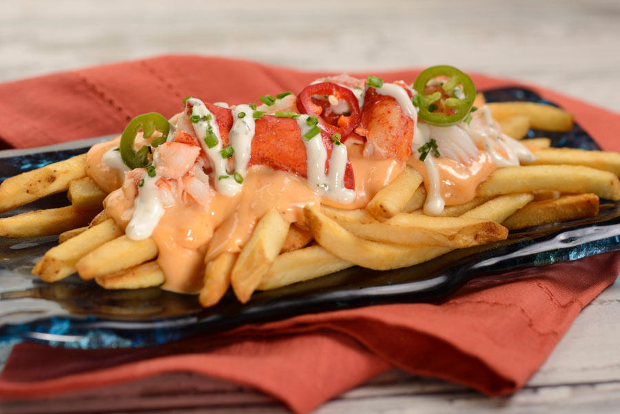 Lobster Poutine Taste of Epcot International Festival of the Arts 2021