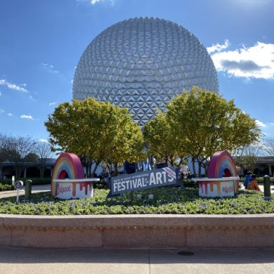 Taste of Epcot International Festival of the Arts 2021
