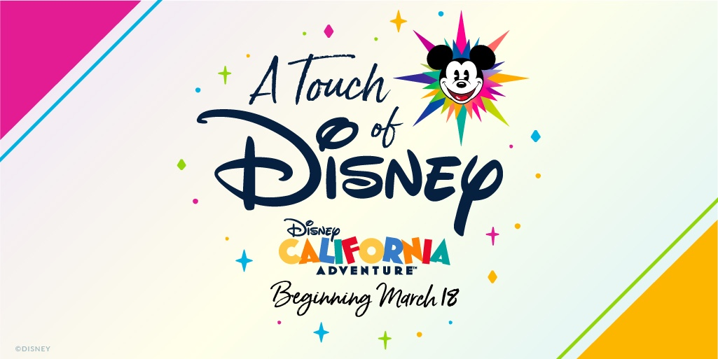 A Touch of Disney evento