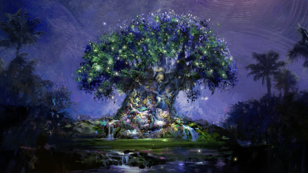 Animal Kingdom e Hollywood Studios terão projeções especiais para os 50 anos