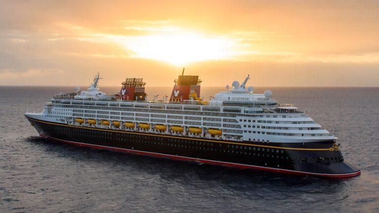 Disney Cruise Line suspende cruzeiros de maio de 2021