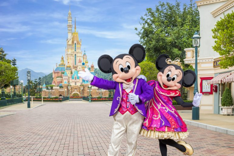 Disneyland de Hong Kong anuncia data de reabertura