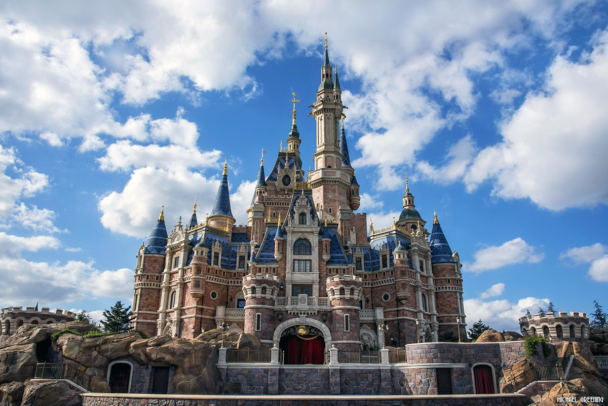 Curiosidades Shanghai Disneyland
