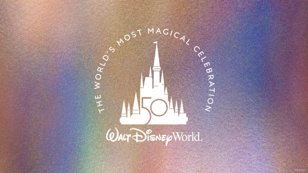 Celebração 50 anos Walt Disney World