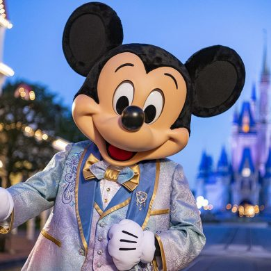 50 anos Walt Disney World