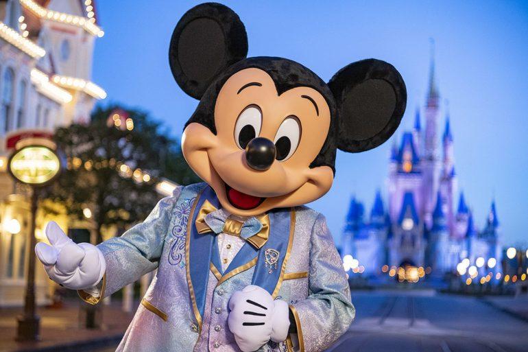 50 anos Walt Disney World
