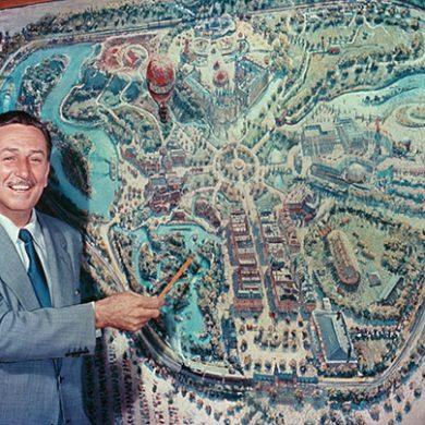 10 Atrações na Disneyland criadas por Walt Disney