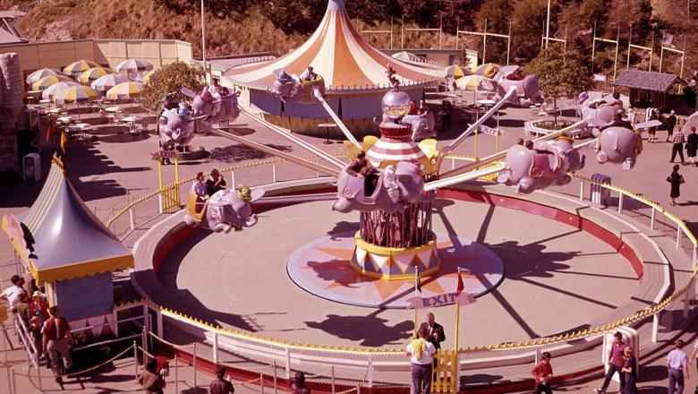 Dumbo DIsneylando 1965