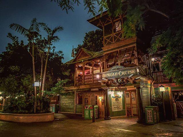 10 Atrações na Disneyland criadas por Walt Disney Jungle Cruise