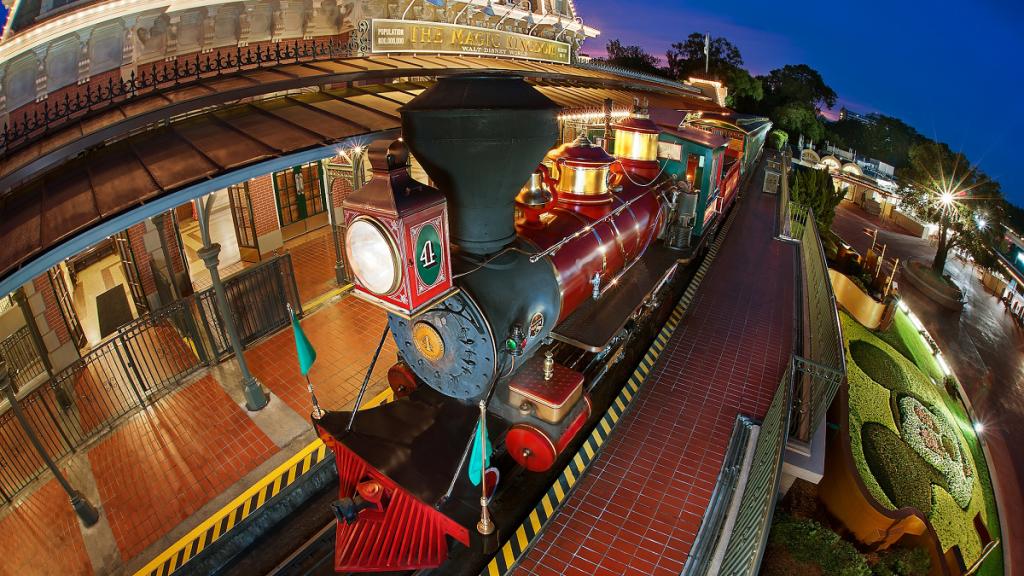 4 Atrações no Walt Disney World criadas por Walt Disney Railroad