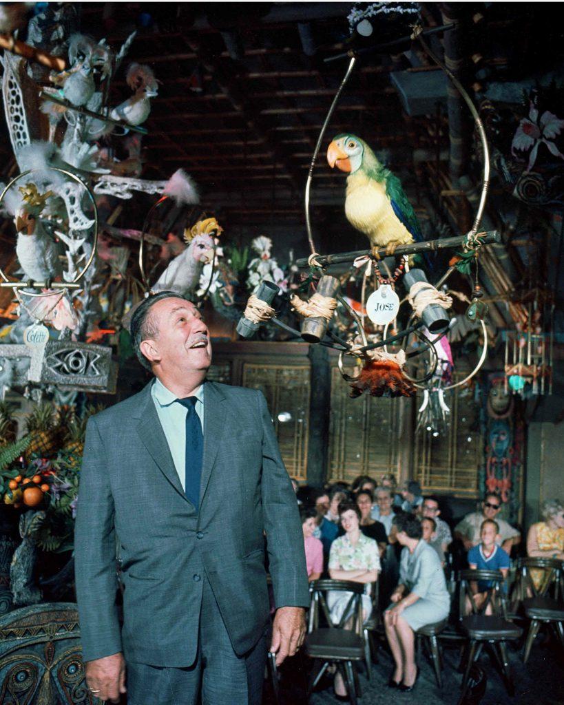 4 Atrações no Walt Disney World criadas por Walt Disney Tiki Room