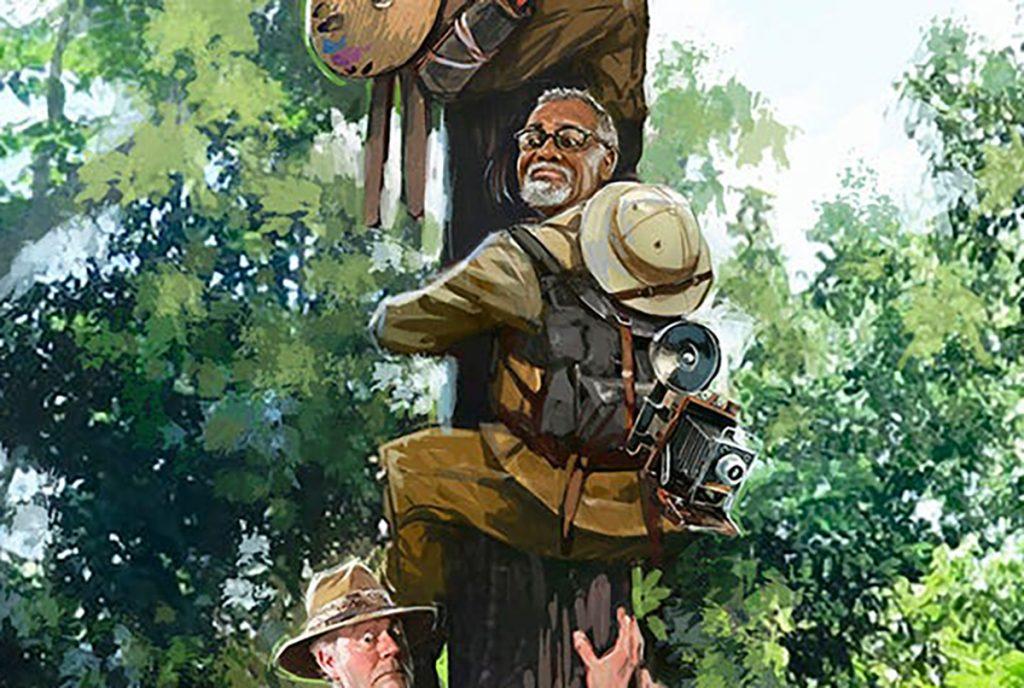 Disney conta história dos novos personagens da atração Jungle Cruise Leonard Moss
