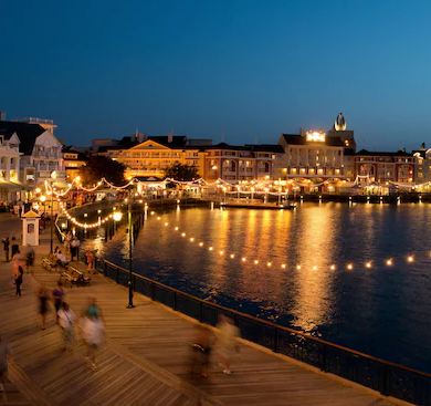 Disney's Boardwalk Inn tem data de reabertura