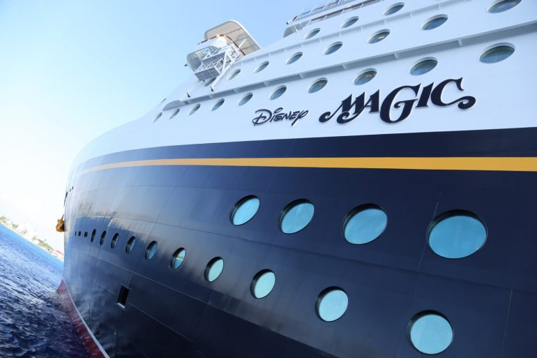 Disney Cruise Line suspende cruzeiros do Magic até Outubro de 2021
