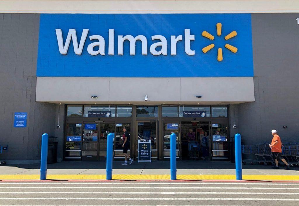 Supermercados e compras em Orlando Walmart