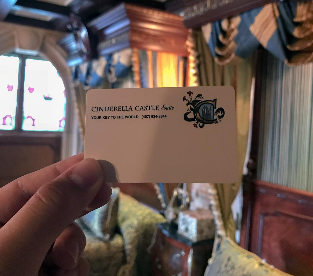 Suite Castelo da Cinderela Magic Kingdom