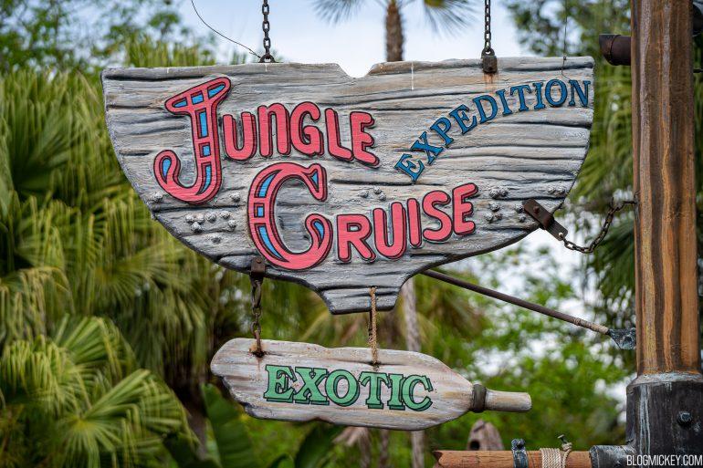 Novo Jungle Cruise da Califórnia tem data de reabertura