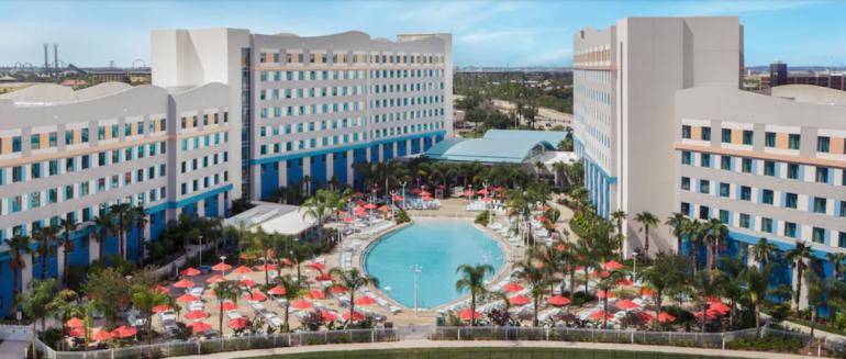 Resort Endless Summer da Universal tem data de reabertura