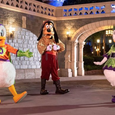 Disney After Hours Boo Bash Halloween 2021