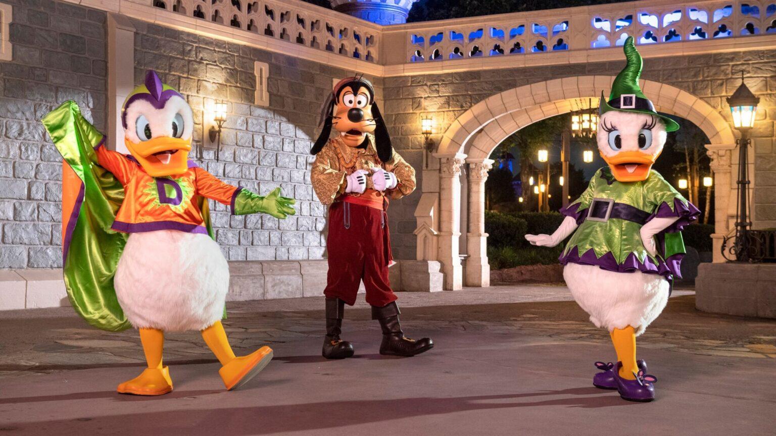 Novo evento de Halloween da Disney: Disney After Hours Boo Bash 2021